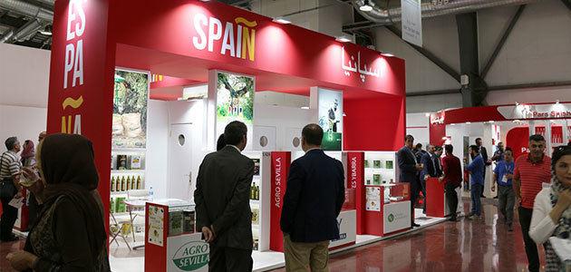 Empresas oleícolas andaluzas participan en Irán Agrofood