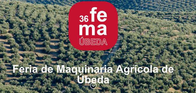 Convocada una nueva edición de la Feria de Maquinaria Agrícola de Úbeda