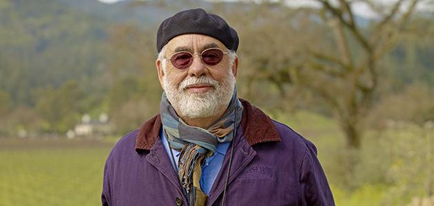 """Entrevista en exclusiva con Francis Ford Coppola, """"Il Capo"""" del cine y amante del aceite de oliva virgen extra"""