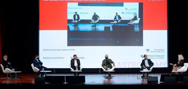 FHG Forum dibuja escenarios de futuro para la alimentación, el turismo y la gastronomía