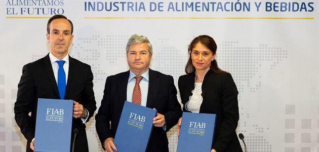 La industria de alimentación y bebidas rompe la barrera de los 100.000 millones euros de producción