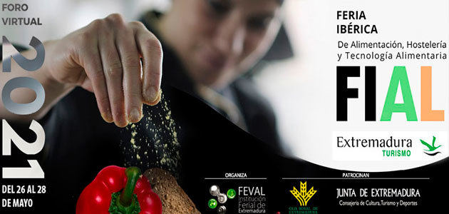 FIAL 2021 estrena formato virtual en una apuesta por el sector agroalimentario, la hostelería y el turismo gastronómico