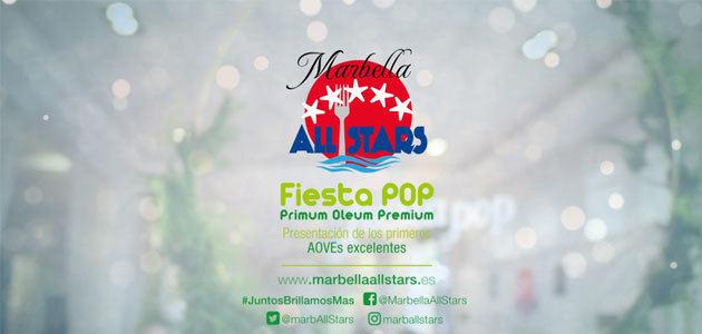 """La próxima Fiesta POP de los primeros AOVEs celebrará el I Concurso """"AOVE All Stars"""""""