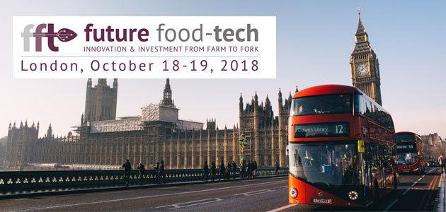 El mañana de la alimentación se dará cita en Future Food-Tech