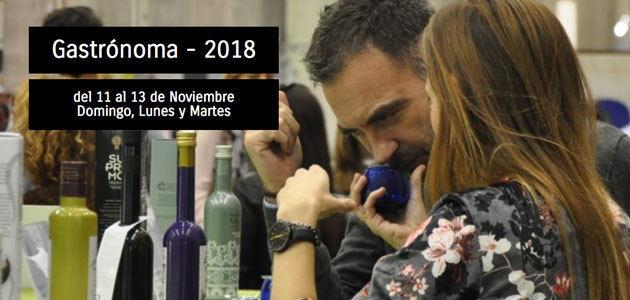 #Entreolivos ampliará su espacio y actividades en Gastrónoma 2018