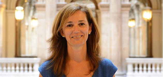 Gema Hernández Maroñas, nueva directora de la AICA