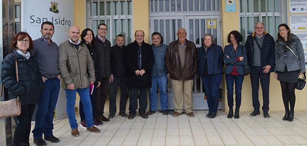 Los residuos del olivar como fertilizante orgánico, objeto de investigación de un Grupo Operativo de Granada