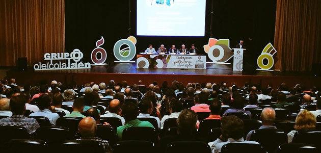 Más de 600 olivicultores se dan cita en el III Encuentro de Olivicultores del Grupo Oleícola Jaén