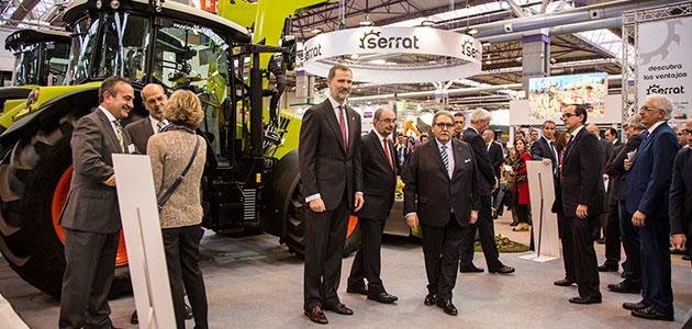 Feria Internacional de Maquinaria Agrícola abre las puertas de su 40ª edición