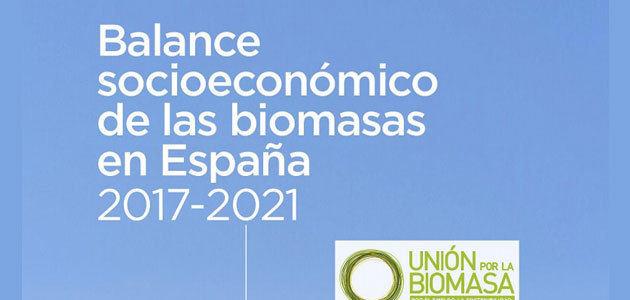 Un informe revela el gran potencial de la biomasa en España