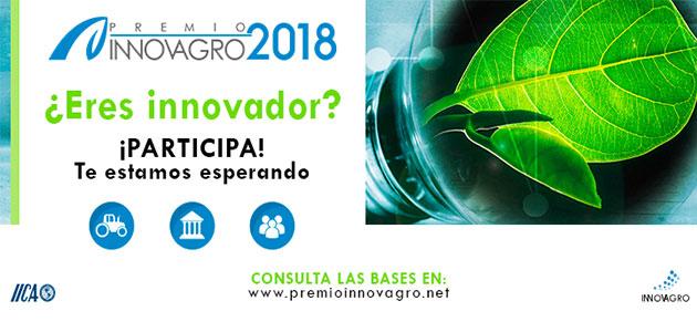 Ampliado el plazo de convocatoria para el Premio Innovagro 2018