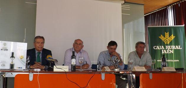 Aula de Mágina ofrece formación sobre Xylella fastidiosa y precios del aceite