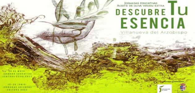 """Las Jornadas """"Conoce tu esencia"""" tratarán las tendencias y retos de la olivicultura"""