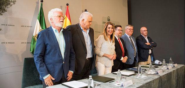 Andalucía fija su posición ante la PAC post 2020