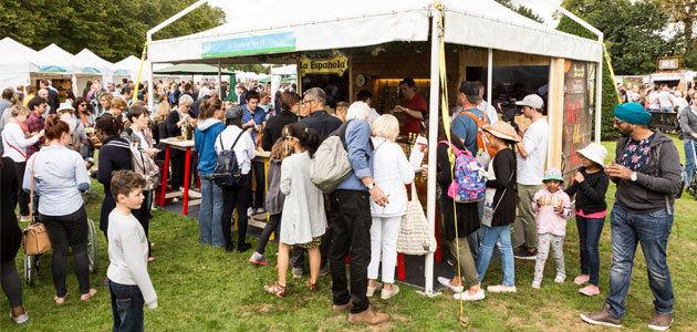 La Española, en el Festival Gastronómico de Hampton de Londres