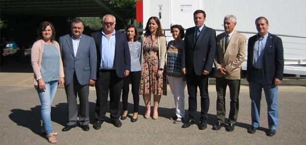 Nace el primer laboratorio de bioseguridad vegetal de Andalucía