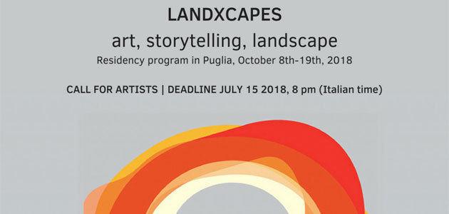 El arte y la Xylella, unidos por el proyecto Landxcapes