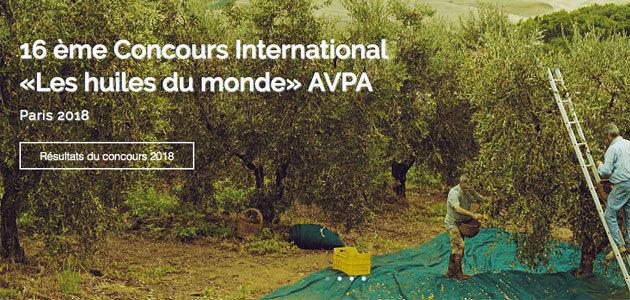 Una treintena de AOVEs españoles, premiados en el certamen Les Huiles du Monde