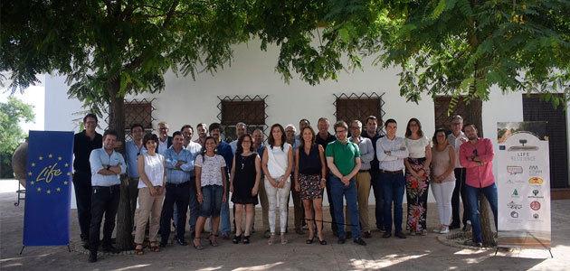Arranca el proyecto europeo para la prevención de la Xylella fastidiosa