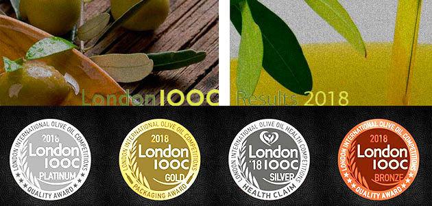 El concurso London IOOC premia a numerosos AOVEs españoles