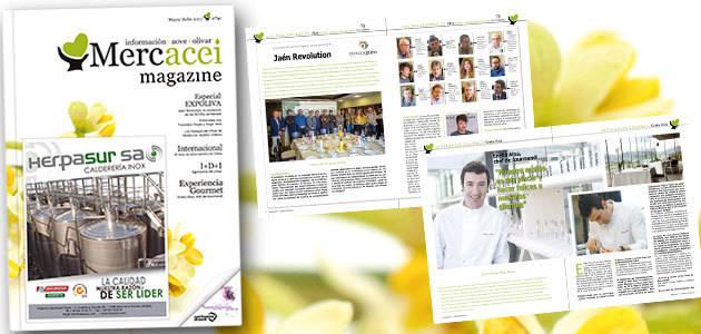 Mercacei Magazine 91 Especial Expoliva, el número más esperado