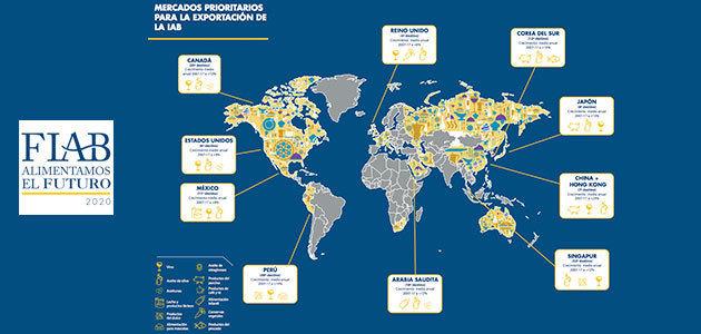 EEUU, China y Hong Kong, Japón, Reino Unido y Canadá, mercados prioritarios para el AOVE español