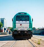 La ruta ferroviaria de carga más larga del mundo lleva el aceite de oliva español a China en 21 días