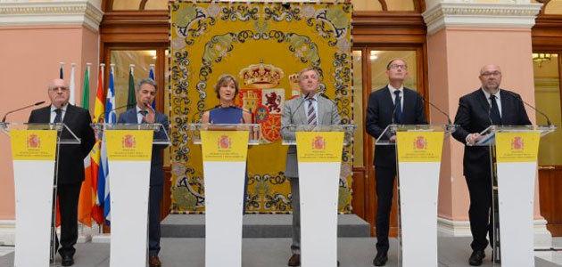España y otros 5 países hacen frente común contra los recortes de la PAC