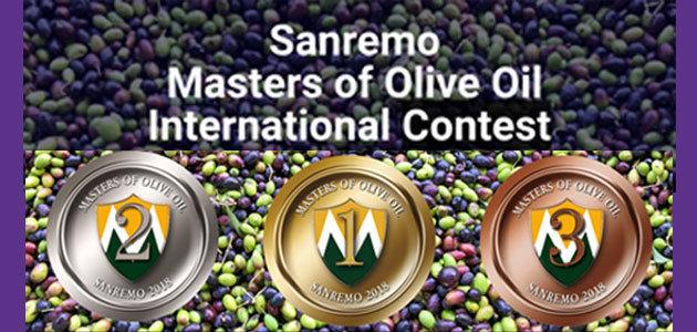 Dos AOVEs de Goya en España, premiados en el concurso Masters of Olive Oil