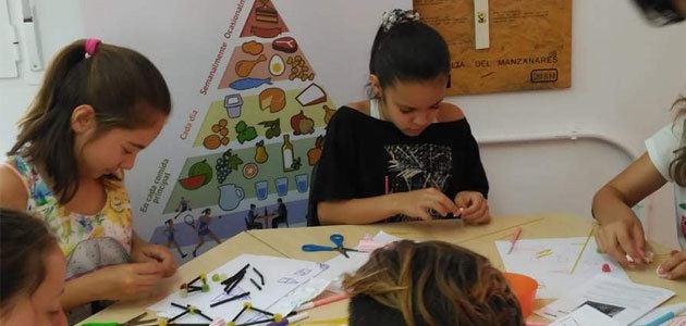 """Más de 800 alumnos participaron en los Campamentos de Verano """"mediterraneamos"""""""