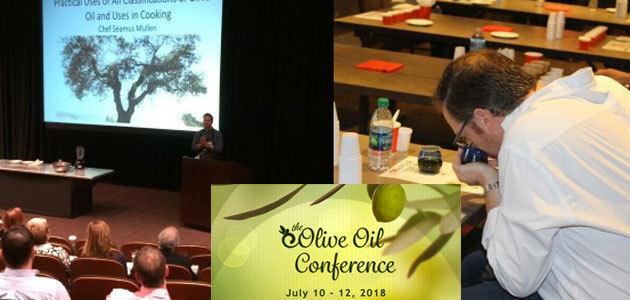 La industria y los beneficios saludables del AOVE, ejes de la Conferencia Anual de la NAOOA y Savantes
