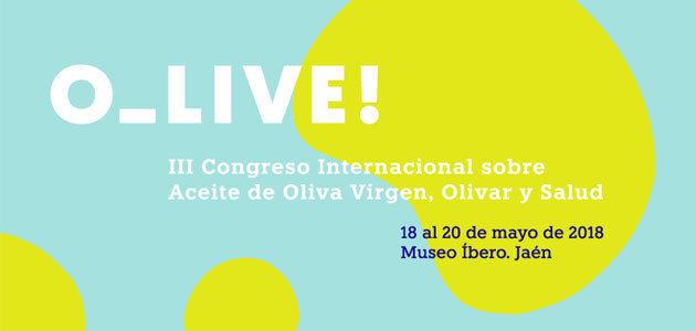 Abierto el plazo de inscripción y presentación de pósteres para el Congreso O_Live!