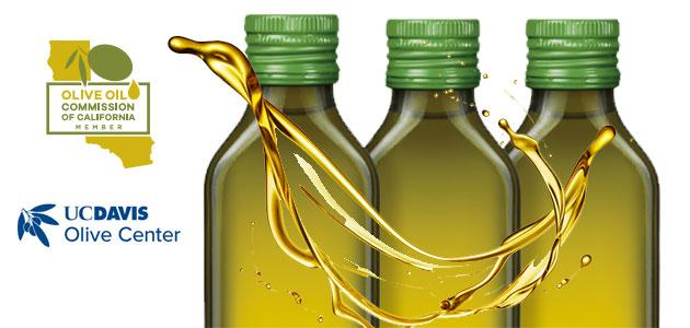 UC Davis Olive Center estudia la vida útil del aceite de oliva de California en el canal retail