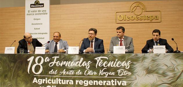 Oleoestepa cierra sus Jornadas Técnicas reconocida como primera EAPA de Andalucía