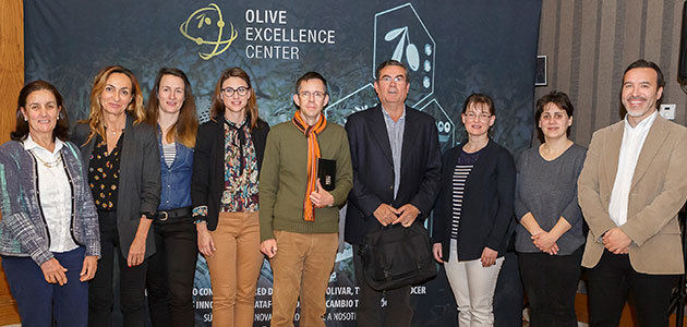 Nace Olive Excellence Center, la mayor plataforma de intercambio tecnológico del olivar