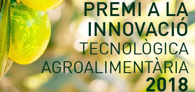 Convocado el Premio a la Innovación Tecnológica Agroalimentaria de Cataluña