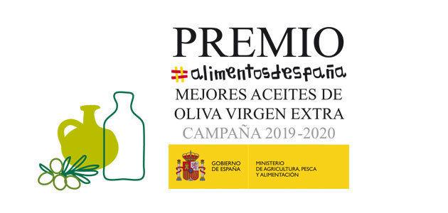Últimos días para participar en el Premio Alimentos de España a los Mejores AOVEs de la campaña 2019/20