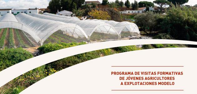 El MAPA destinará un millón de euros a la formación práctica de los jóvenes agricultores en explotaciones modelo