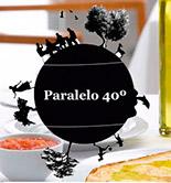 Nace Paralelo 40 - Observatorio Mundial de la Dieta Mediterránea