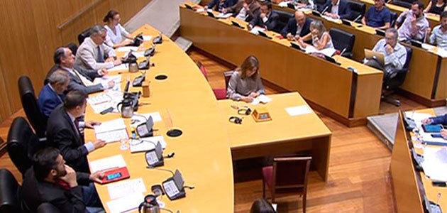 Luis Planas presenta las líneas políticas para esta legislatura
