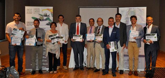 Oli Oli Cornicabra recibe el premio al Mejor AOVE Saludable del Mundo