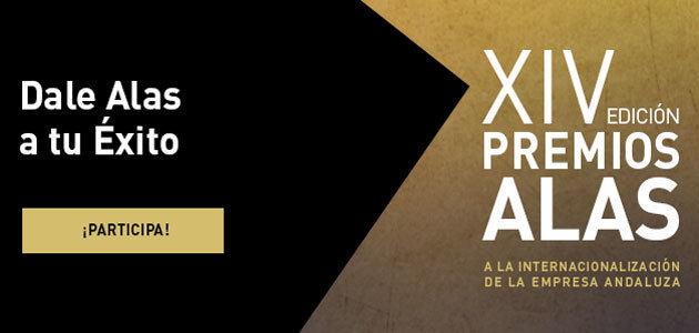 Abierta la convocatoria de los XIV Premios Alas a la Internacionalización de la Empresa Andaluza
