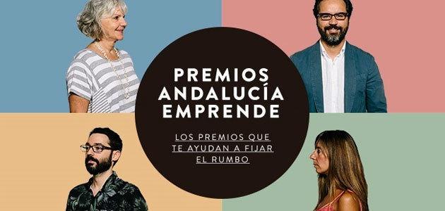 Abierta la convocatoria para la V edición de los Premios Andalucía Emprende