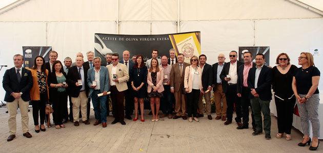 Aceites de Luque, Baena y Albendín, reconocidos en los XXV Premios a la Calidad del Aceite de la DO Baena