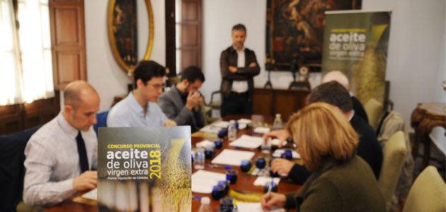 Carrusel de premios para los mejores aceites de oliva de Córdoba y Granada