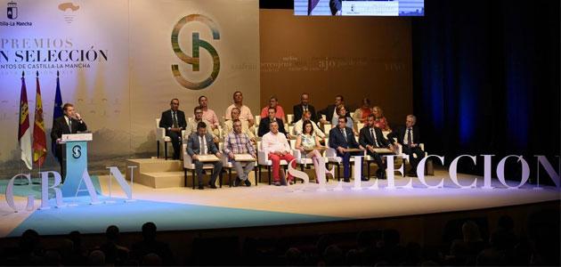 Casas de Hualdo gana el premio Gran Selección 2018