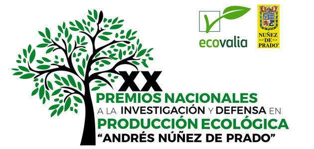 Convocados los XX Premios Núñez de Prado a la investigación en producción ecológica
