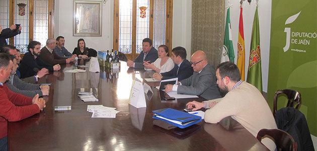 Jaén Selección: planifican las acciones promocionales que se realizarán este 2018
