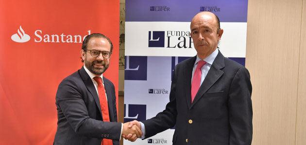 Santander refuerza su colaboración con la formación del sector agroalimentario