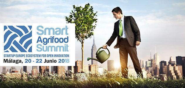 Smart Agrifood Summit se convertirá en la gran cumbre del desafío agrotecnológico